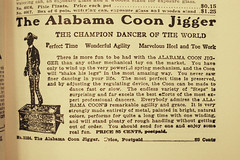 A Southern Dancer (King Power Cinema) Tags: toys negro alabama coon jigger catalogue 1929 mailorder novelties johnsonsmith johnsonssmith