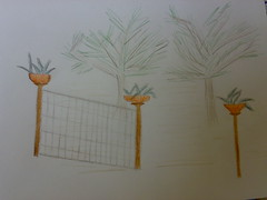 Idea for fence