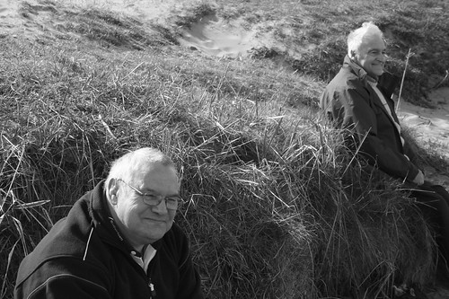 Smiling Men on Dune