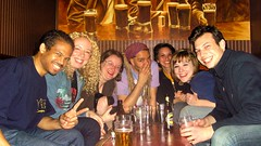 Bill, Grace, Rachel, Charles, Obreahny, Sandra & Mike