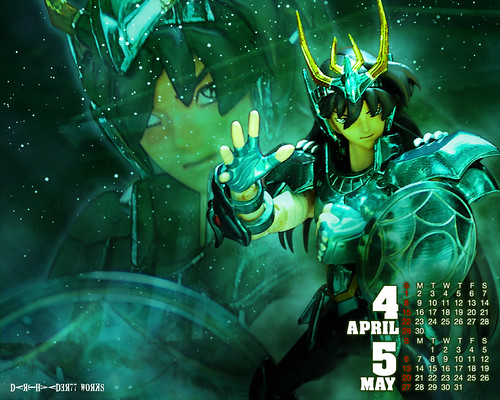 Superhero Wallpapers-Saint Seiya 5