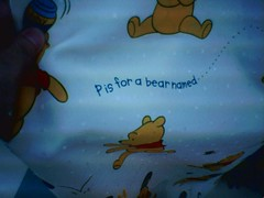 Piss for a bear ..