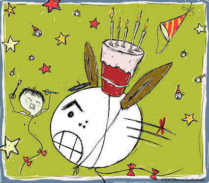 sharon-the-bday-donkey-kite