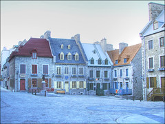 Old-Quebec-HDR