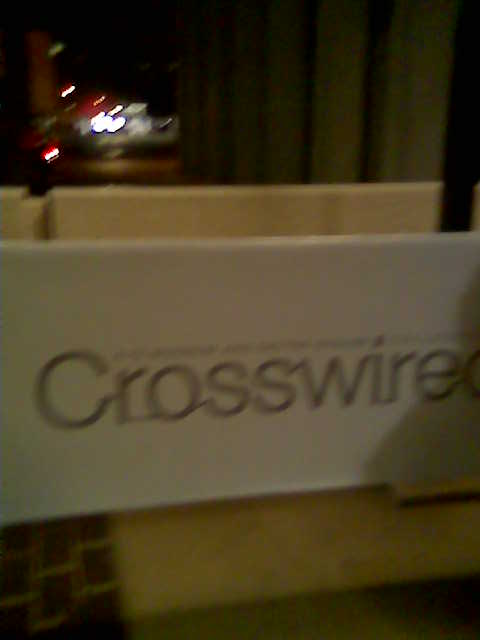 Crosswired 4/20
