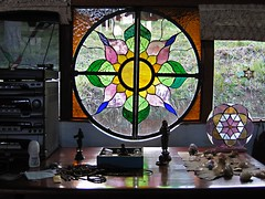 Stained Glass Window #2 by Gui