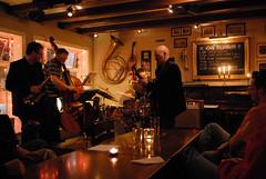 Concert jazz au Café Rosenberg