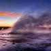 Clepsydra Geyser Permutations - by Fort Photo