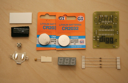 Digg Button Kit v1.0