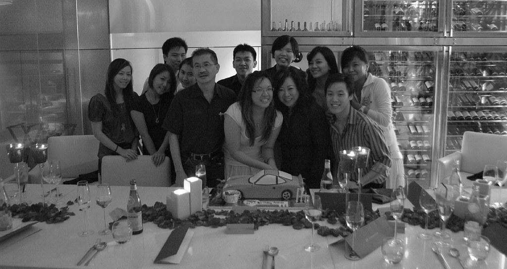 Andrea's 21st Birthday @ My Humble House