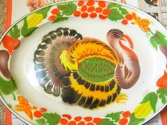 turkey tray