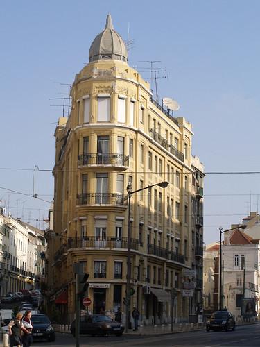 Lisboa - Av. Almirante Reis / R. dos Anjos