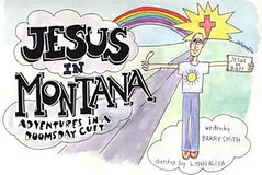 Jesus in Montana: Adventures in a Doomsday Cult