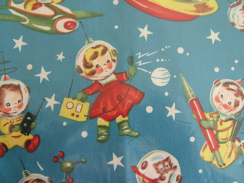 yay! new fabric!