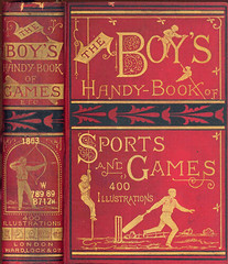 Boy's Handy-Book of Sports and Games