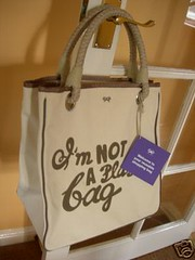 "Anya Hindmarch""Im Not A Plastic Bag""..."