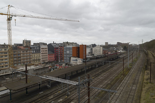 Esch-sur-Alzette railway station, 01.03.2015.