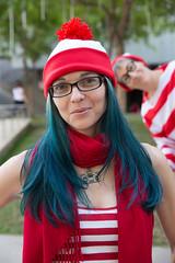 1612 Where's Waldo flashmob10 (nooccar) Tags: dtphx 1612 improvaz dec2016 nooccar cityscape devonchristopheradams whereswaldo contactmeforusage devoncadams dontstealart flashmob photobydevonchristopheradams
