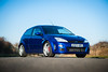 Poster car (Bennett Photography - jonyb466) Tags: focus rs mk1 blue wheel alloy ford fast hot hatch