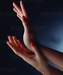 graceful hands