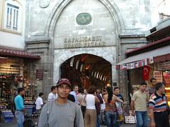 Pintu Masuk Grand Bazaar, Istanbul, Turkey