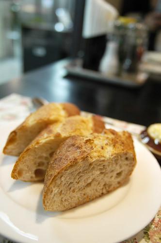 墨絵のパン, 墨絵, 新宿
