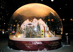 Snow Globe Done Right