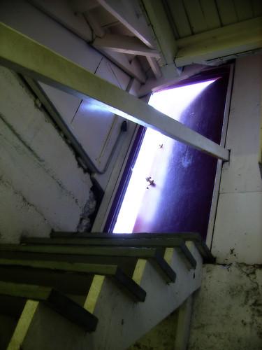 stairway to asphalt — Jan 30