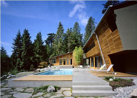 bonetti residence, vancouver