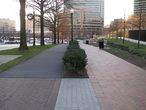 Seperated Bike Lane