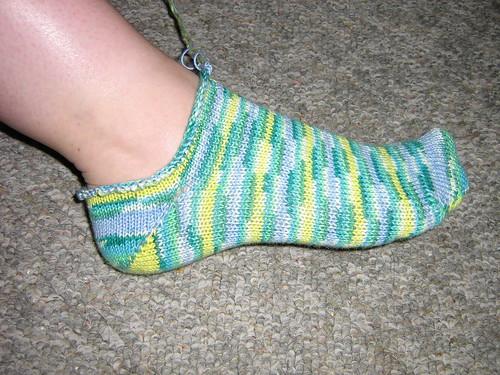 sockie heel!