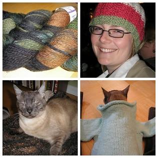 Amber's Knitting