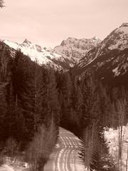 snoqualmie scenery