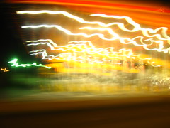 Traffic (Bexy87) Tags: light red green yellow night digital lights exposure neon nightlights bright fluorescent shutter brightlights advanced nitelites