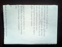 Notes on « Logique de la sensation »