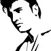 Elvis Presley Vector Portrait
