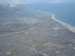 California shoreline (The Keebler) Tags: huntingtonbeach reddot