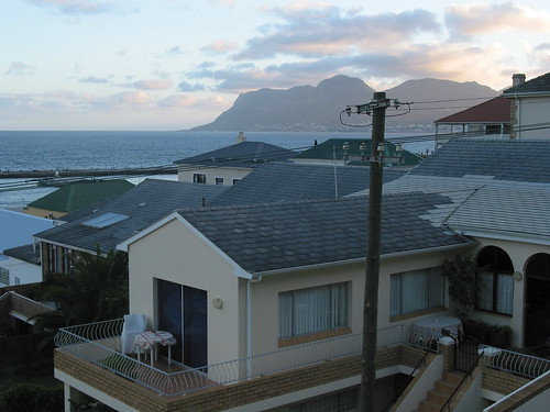 Kalk Bay from Inn