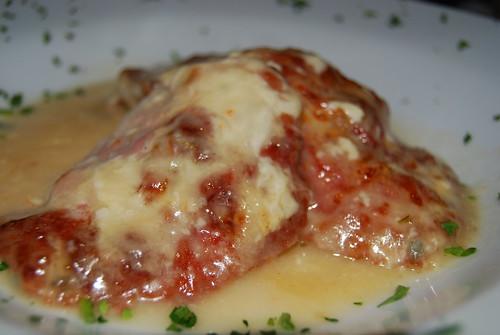 Veal Saltimbocca