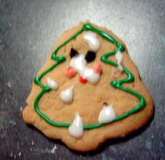 bukkake cookie (poison.apples) Tags: xmas tree cookie bukkake