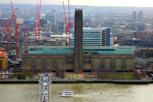 Tate Modern Museum Londres