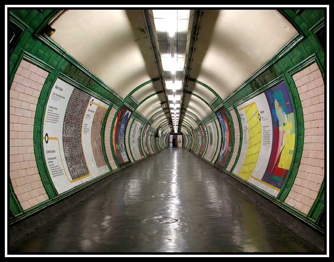 Embankment Station Northern Line