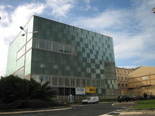 Futuro museo de ciencia