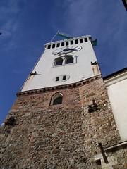 Clock watching (King Kieran) Tags: king slovenia ljubljana immortal