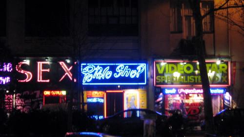 porno shop