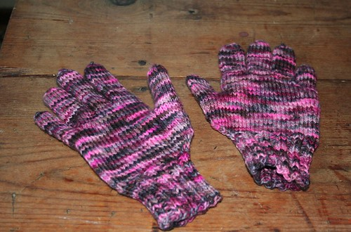 Koigu gloves