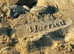 Da 043 . Huellas (WakamouL) Tags: mexico sand married arena oaxaca footprint casados huella labocana ltytr1 gpcomcuriosidades
