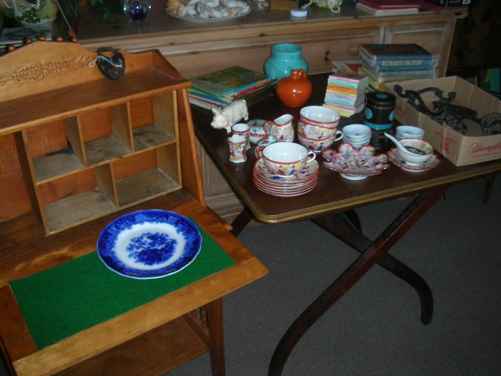 Auction items 2/17/07