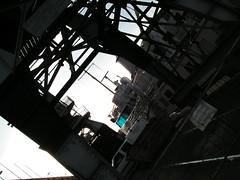 Museum Cranes 5 (gothick_matt) Tags: bristol crane harbourside industrialmuseum