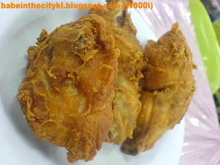 LY - fried chicken